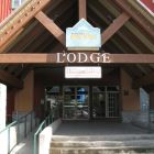 Main Entrance to Marketplace Lodge