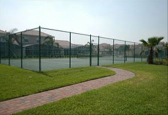 Tuscan Hills Tennis Court