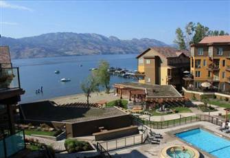 Lakefront Condo Resort on Sandy Beach - West Kelowna - Okanagan Lake