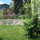 Gorgeous Manicured Yard:  Note: the Hot Tub is Emptied & Sorry..But it is Currently Not Available for Use.