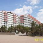View of Condominium Complex from Beach