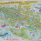 Map of Spanish Wells
