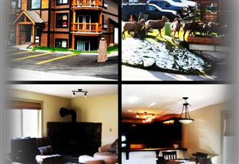 Affordable Luxury Condo in Radium Hotsprings