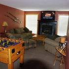 Downstairs Family/Games Room