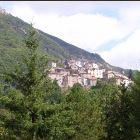 Vico Pancellorum - View of the Medieval Town