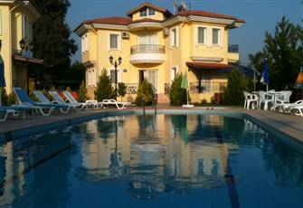 Beautiful Villas in Dalyan