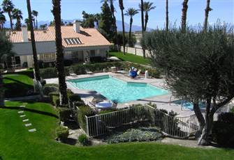 Spectacular 3 Bedroom Palm Desert Golf Condo