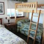 3rd Bedroom with Twin Bunk Beds & Queen with Ocean Views