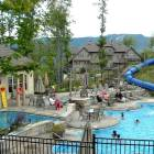 Pool and Spa - the Pool ,Spa and Steam Bath Are Open Year round for a Great Thermal Experience.