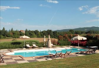 6 Bedroom Detached Villa Arezzo