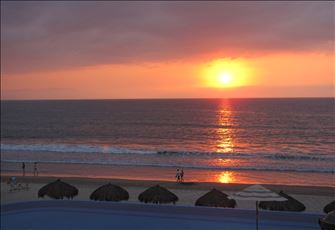 Ocean Terrace in Nuevo Vallarta--Luxury Beachfront Condo--
