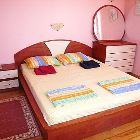 The &Quot;Pink&Quot; Bedroom