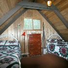 Loft with 2 Double Beds