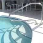 Easy Access Handrail - for our Less Able Guests