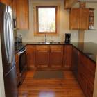 Kitchen - with Quartz Counters, Stainless Steel Appliances