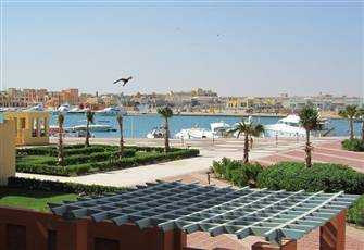 Luxury Marina Waterfront Apartment El Gouna Red Sea Egypt