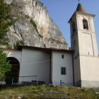 San Martino Church at Griante