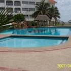 Pool - Ground Level View of Pool
