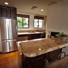 Brand New Kitchen with Stainless Steel Appliances