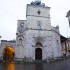 The Church of Santa Maria Maggiore in Guardiagrele - 15km Away