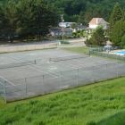Tennis Court - Two Tennis Court with Hard Surface