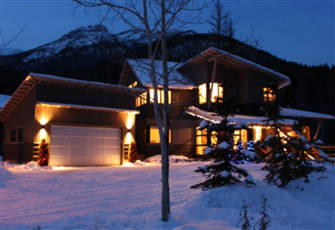 Alpine Creek Guest Suite in the Mountains of Fernie British Columbia!