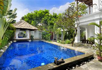 Great for Kids & Minutes from Beach & Central Seminyak