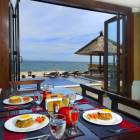 Typical Meal with a View - Fully Catered, and Meals and Drinks Can be Provided upon Request at Local  Prices