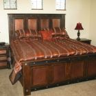 Lots of Room in this Master King Suite Decorated in Sunset/Copper Colors