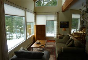 Alpine Meadows Chalet 3 Bedroom, 2 Bath Home