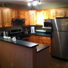 Open Concept Kitchen  - Stainless Steel Appliances