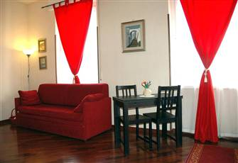 Rent Apartment in center of Rome: economic and delicious.