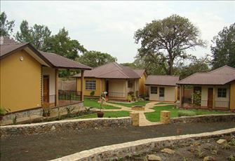 Usa River Cottages Are a Fully Furnished, Self Catering Facility.