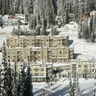 View of Creekside Condos from the Silver Queen Chairlift -  Ski-in and Ski-out Convenience!  Village Center is a 10 Minute,Scenic Walk!