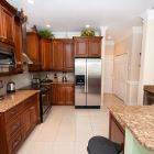 Gourmet Kitchen, Granite Counter Tops and Stainless Steel Appliances!