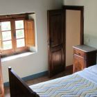 Main Bedroom - the Main Bedroom has a Comfortable Double Bed with Double Aspect Windows.