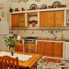 Kitchen - the Kitchen is Exceptionally Spacious and Includes all Utensils in Order to Have Amazing Sicilian Lunches and Dinners.