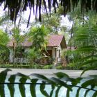 Hotel LA Palapa Ecolodge Resort - Gardens and Swimming-pool.