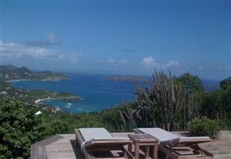 Amazing View in St Barth!