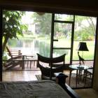 Master Bedroom View of Lake