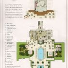 Plan View of the Resort Features