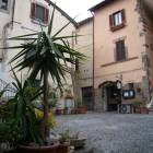 Small Square in the Borgo Antico