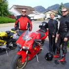 We Easily Accommodate Motorcycle Touring Groups!