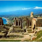 The View from Taormina (Ancient Greek Theatre)