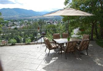 Large Updated Home with Great Views - Walk to Downtown