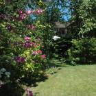 Enjoy the Beautifully Maintained Garden