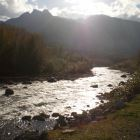 Stunning River Scenery Moments from the Chilliwack Guest House Accommodations for Groups
