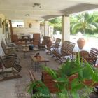 Great Porch at Villa - View of the Biggest Lounge Terrace at Villa.