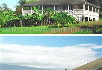 Incredibly Private & Quiet Maui Estate Offers Fantastic Ocean Views; Sleeps 8