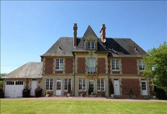 A Lovely Mansion – 10mn from Deauville – 8 Guests
